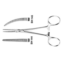 Haemostatic Forcep Crile Straight 14mm ea