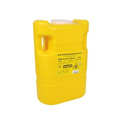 Sharps Collector 303208 7.8L ea