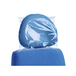 Large Headrest Cover 25cm x 28cm Pkt 500