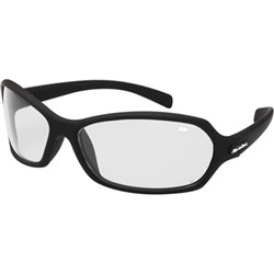 Hurricane Safety Glasses Clear Lens ea