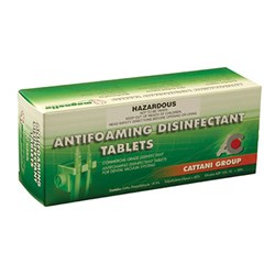 Anti-foaming Disinfection Tablets - Box of 50