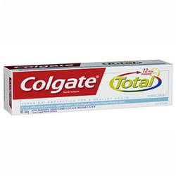 Colgate Total Toothpaste box of 12x 110g