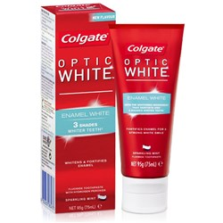Colgate Optic White Enamel White Paste 12x 95g