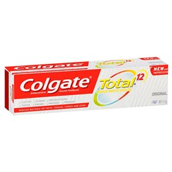 Colgate Total Toothpaste 40g box 24