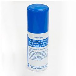 Ethyl Chloride Spray 100ml