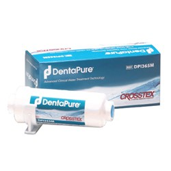 DentaPure Municipal Iodinated resin bead waterline system