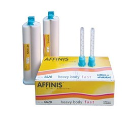 Affinis Fast Heavy Body Twin Pack 2x 75ml + Tips