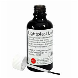 Lightplast Laquer for LC Tray Plates 50ml