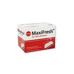 MaxiFresh Retainer Cleaning Tablets pkt 24