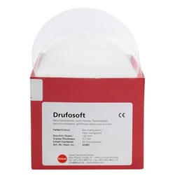 Drufosoft Clear 120 x 3mm pkt 10