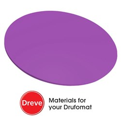 Drufosoft Purple 120 x 3mm ea