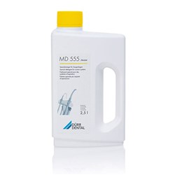 MD 555 Cleaner for Suction Systems 2.5L