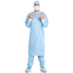 Evolution Surgical Gown Small Medium 90003 Pkt 6