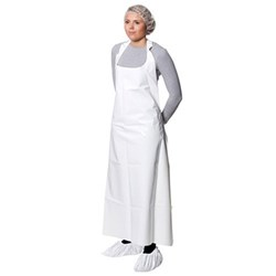 Apron Disposable Polythene White box 100