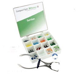 Composi-Tight 3DFusion Matrix Kit with 3 Rings
