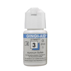 Gingiaid Z TWIST Weave #3 Thick Aluminum Sulfate