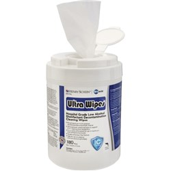 Henry Schein Ultra Wipes Tub 180 wipes
