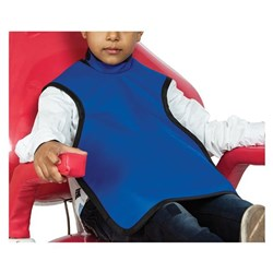 Maxi-Gard X-Ray Lead Apron Blue with Collar Child