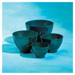 Henry Schein Flexible Mixing Bowl Green Small each