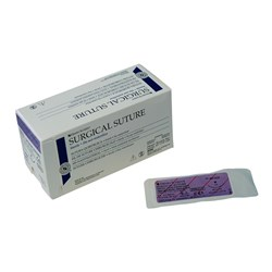 Henry Schein Absorb Fast FA Suture 3/8 RC18 3-0 45cm box12