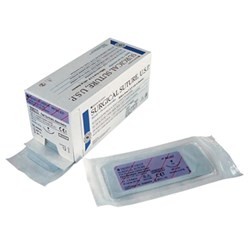Henry Schein Absorb Fast FA Suture 3/8 RC18 4-0 45cm box12