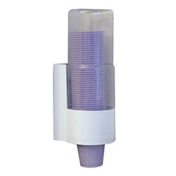 Cup Dispenser Plastic 5oz ea
