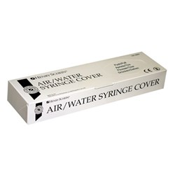 Henry Schein Syringe Cover Air Water 2.5x10 box 500