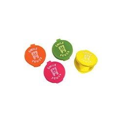 Tooth Savers Neon Assorted pkt 100