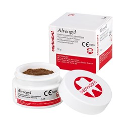 Alveogyl Dry Socket Dressing 10g Jar