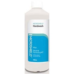 Microshield pH7 Soap Free Handwash 500ml(7000373)