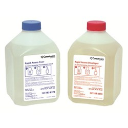 Rapid Access 498 0512 Developer&Fixer 500ml Twinpack