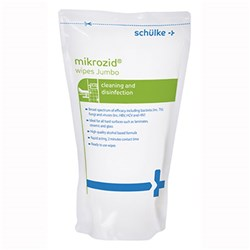Mikrozid Jumbo Wipes Refill 200 Bag / 109213