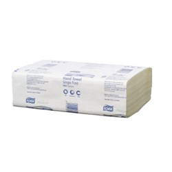 Tork Singlefold Towel 1Ply / Each