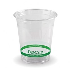 BioCup Clear 200ml Carton of 2000