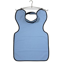 Xray Apron With Collar Blue Adult 0.3mm