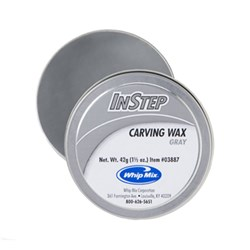 InStep Wax Carving Grey 1.5oz 42g