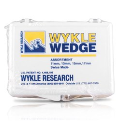 Wykle Wedge Assorted /500