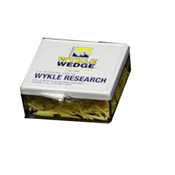 Wykle Wedge 13mm /500 Yellow