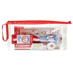 Colgate SlimSoft Regime Bag
