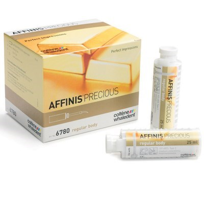Affinis Precious Regular Body 2x 50ml + Tips
